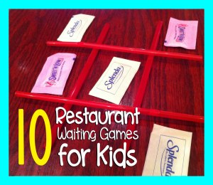 waiting games for kids