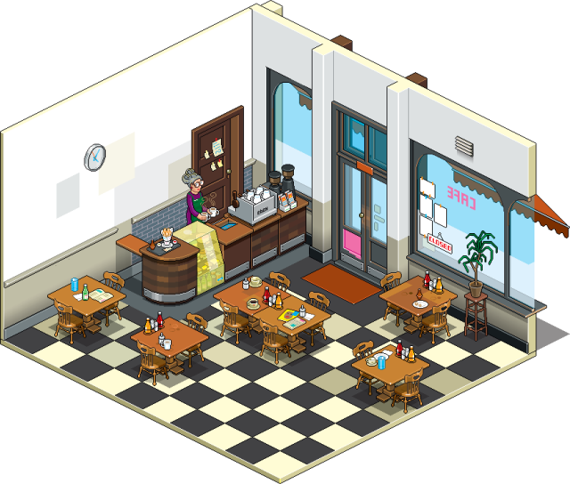indoor illustration