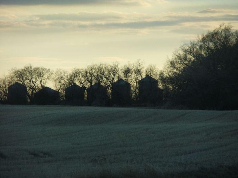 granaries