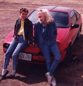 Kathy and Joan 1992153