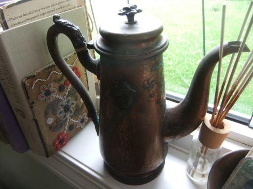 copper coffee
