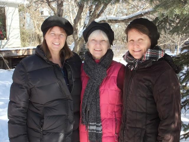 Shelly, Kathy, Cathy