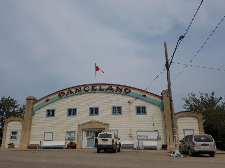 Danceland front