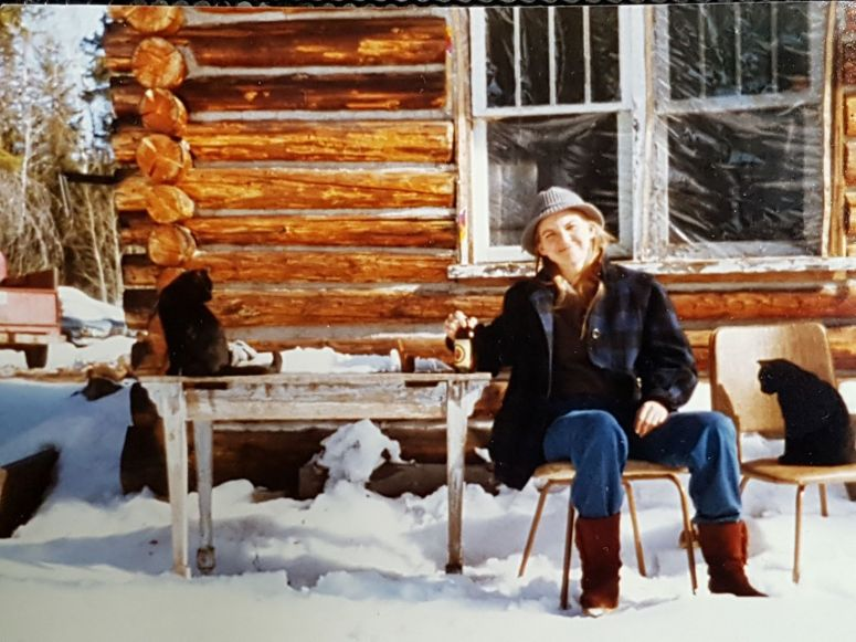 kathy birch lake cabin 1985