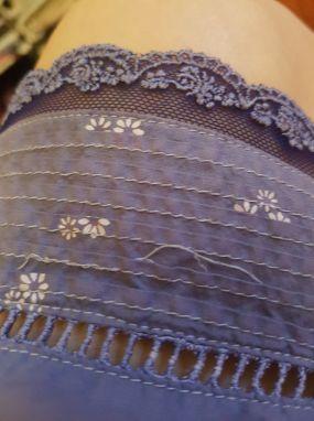 lacy nightie