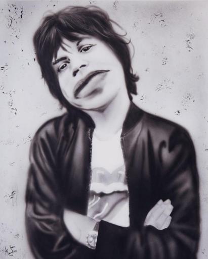 Mock Jagger